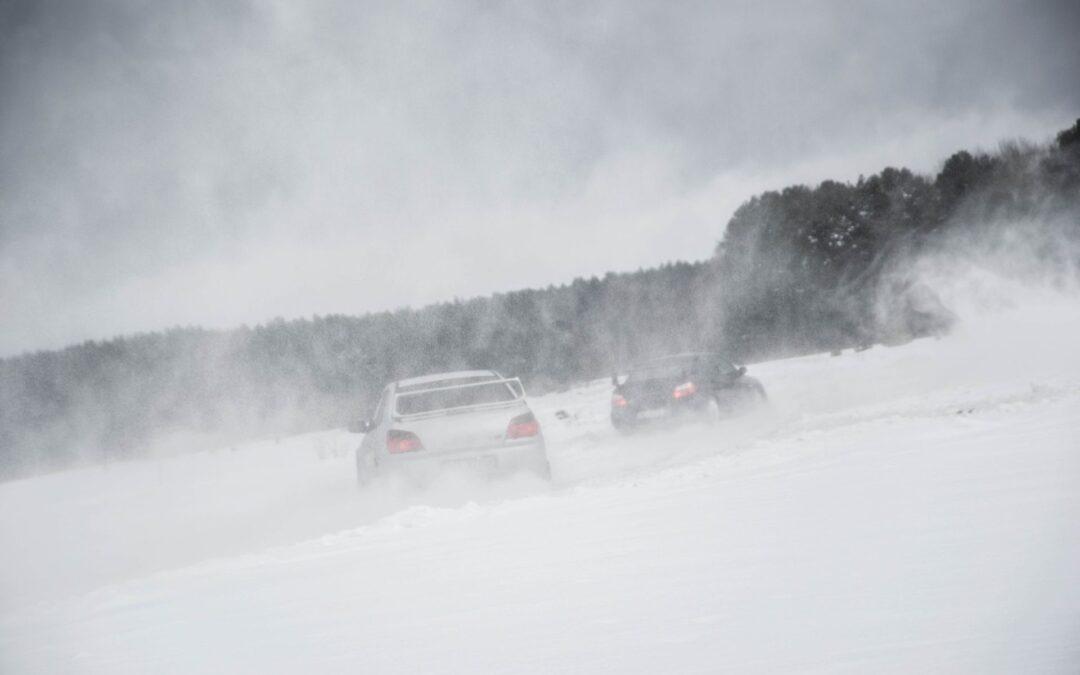 Zimowy trening Subaru 2021