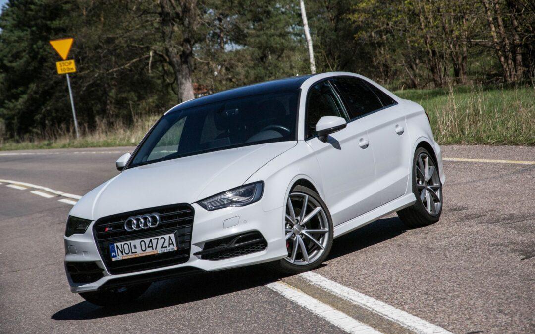 Audi S3 Quattro 2016 Premium Plus