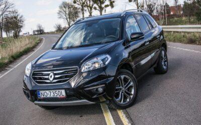 Renault Koleos 2012 Bose Edition
