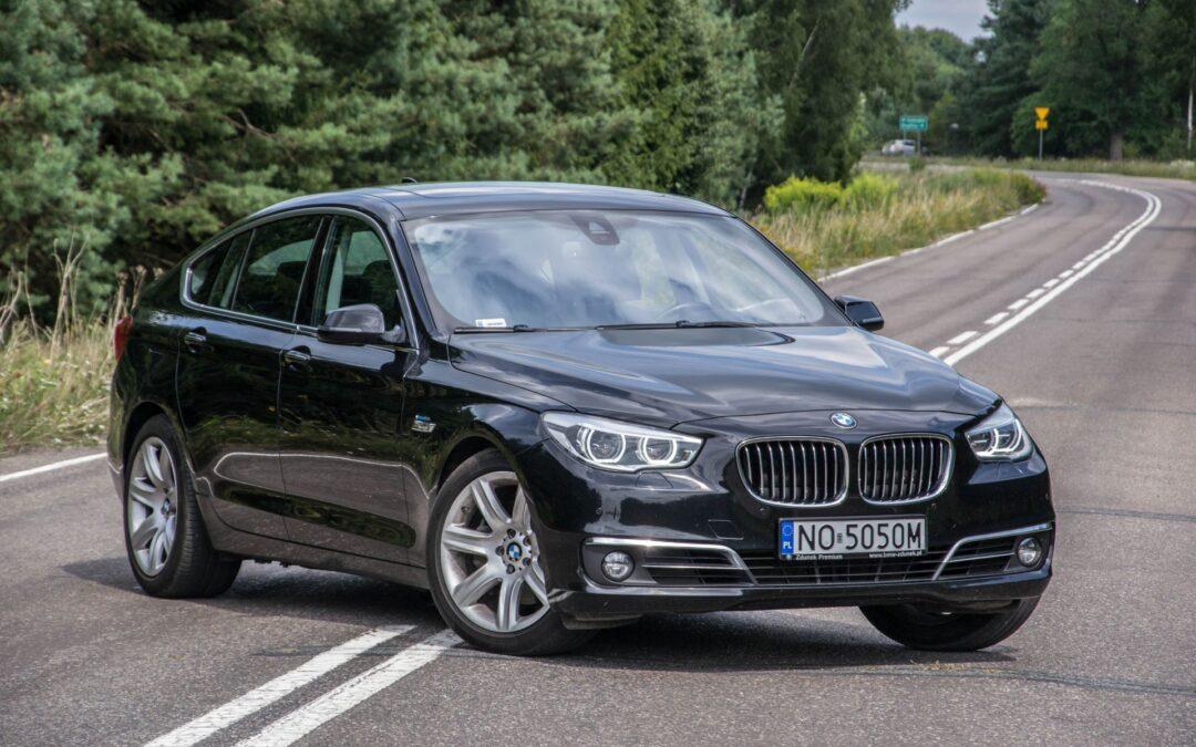 BMW GT5 Xdrive Luxury Line
