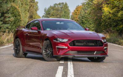 Mustang GT 5.0 V8 Performance Pack