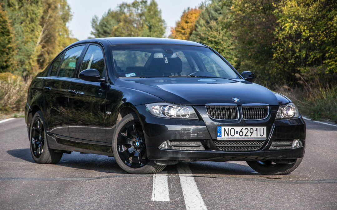BMW 320 E90 2008r.